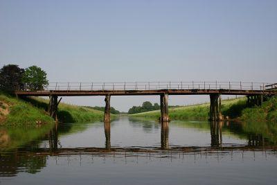 marode Brücke