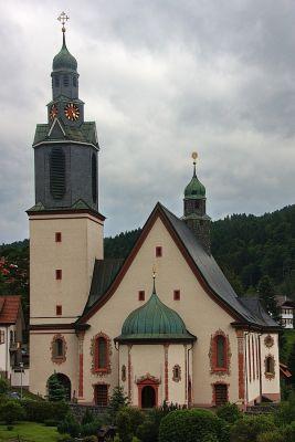 Wallfahrtskirche Todtmoos
