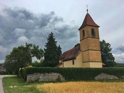 Kirche von Kirnberg