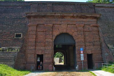 Tor zum Vysehrad