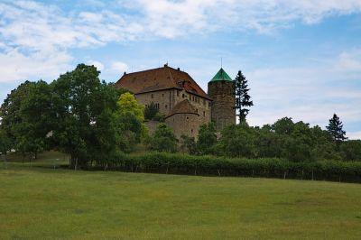 Die Burg Colmberg