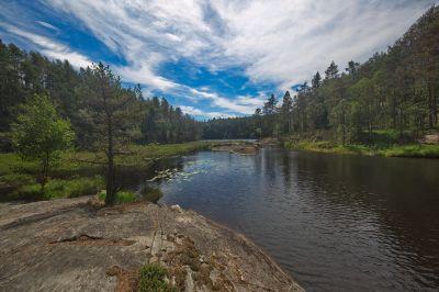Nationalpark Tresticklan