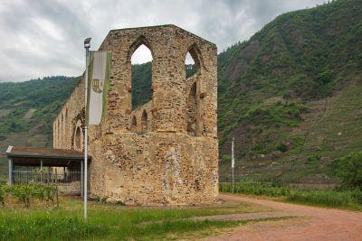Klosterruine Stuben