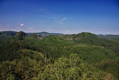 Aussicht vom Pohlshorn